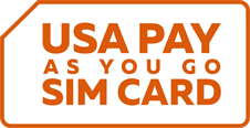 USA Pay As You Go SIM Card