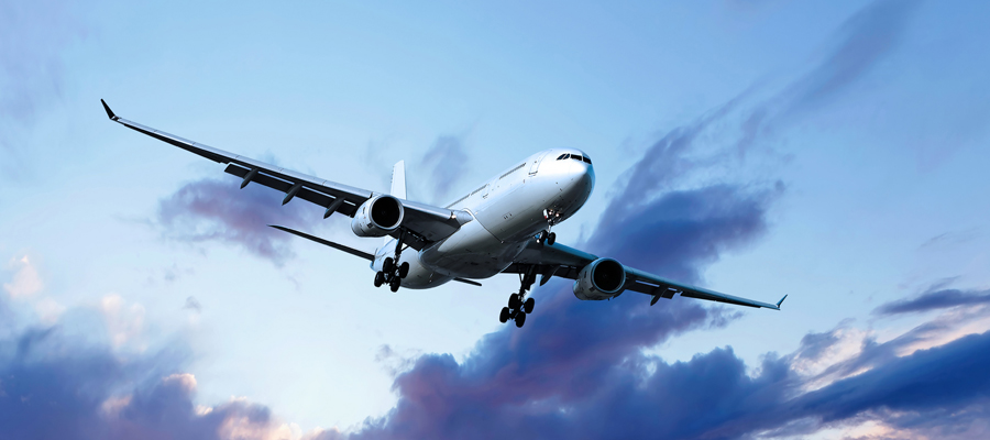 Booking domestic air travel
