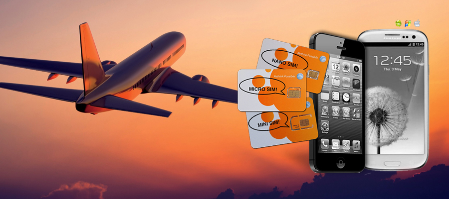 International SIM Cards for the USA